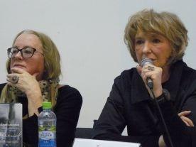 Елена Шубина и Ирина Барметова