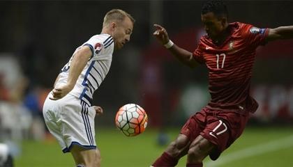Португалия 1:0 Дания