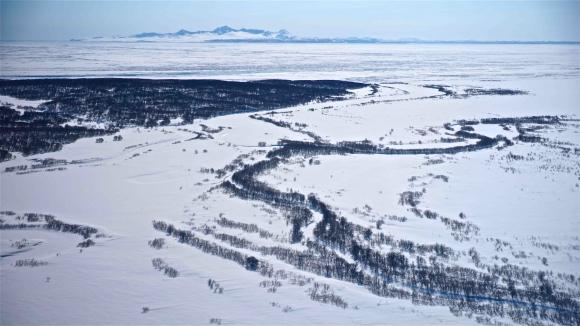 На Камчатке наступает сезон таяния снегов