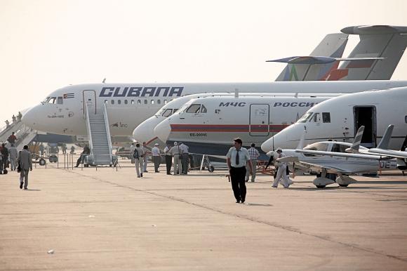 Авиапром – окно возможностей всё уже
