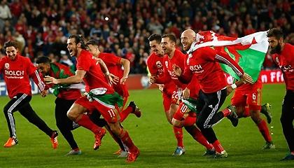 Уэльс 2:0 Андорра