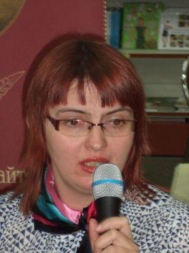 Лариса Романовская