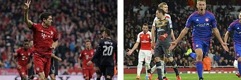 Лига Чемпионов, группа F, 2-й тур