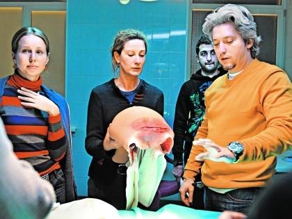 Актёры сериала тест на беременность