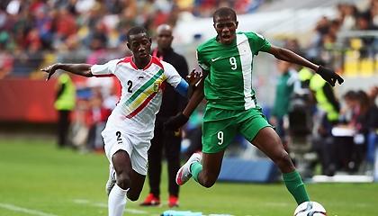 Мали U-17 0:2 Нигерия U-17