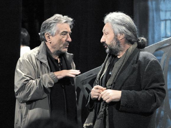 Секреты закулисной жизни  в театре Стаса Намина