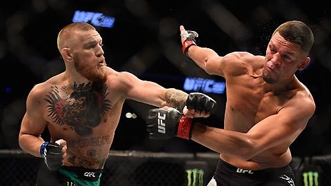 UFC 202. Конор МакГрегор vs. Нейт Диас