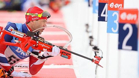 Биатлон, чемпионат мира 2016, Хольменколлен, гонка преследования, мужчины