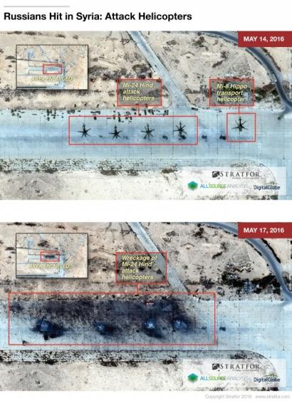 Война в Сирии: где начинается авиация, там кончается дисциплина?