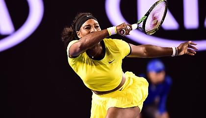 Australian Open 2016 Серена Уильямс 2:0 Агнешка Радваньска