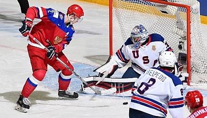 Россия U20 2:1 США U20
