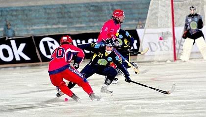 Россия 9:1 (5:0) Казахстан, Чемпионат мира по хоккею с мячом 2016, бенди