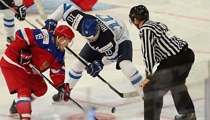 Россия U20 3:4 (ОТ) Финляндия U20