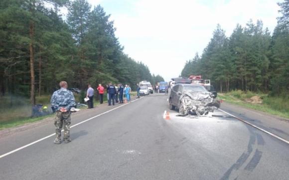 Установлены подробности ДТП во Владимирской области, где пятеро погибли