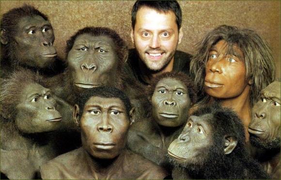Секс обезьяны и человека
