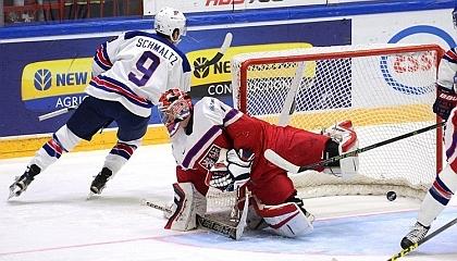 США U20 7:0 Чехия U20