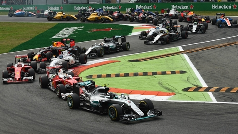 Формула-1, сезон 2016, Гран-при Италии
