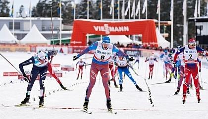 Кубок мира по лыжным гонкам. Фалунд. Швеция