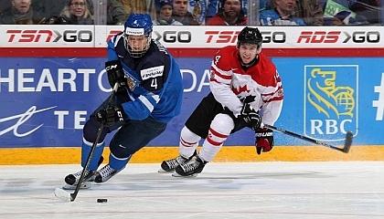 Финляндия U20 6:5 Канада U20