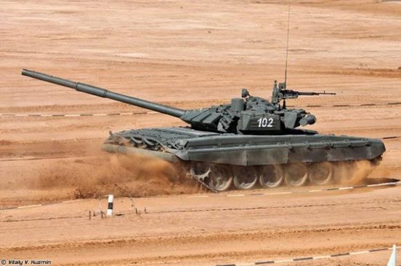Зачем российским ВДВ танки Т-72?