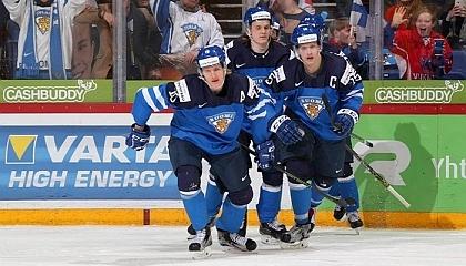 Швеция U20 1:2 Финляндия U20