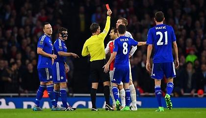 АПЛ, 23-й тур, Арсенал 0:1 Челси