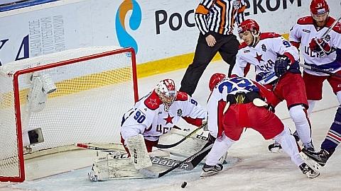Металлург (Магнитогорск) 2:3 ОТ ЦСКА (Москва), Губок Гагарина, финал, 3-й матч