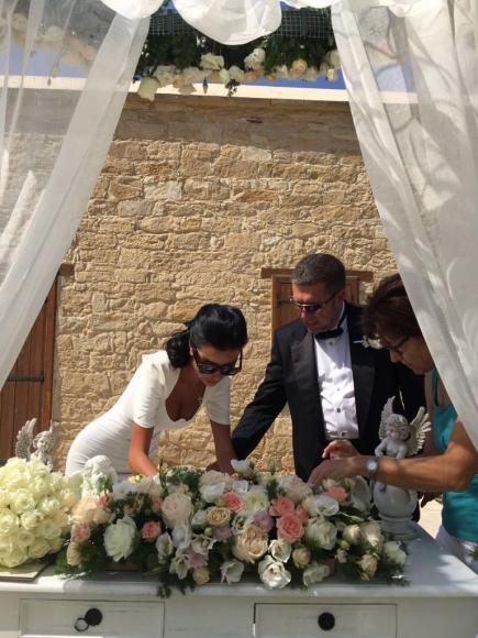 Свадьба Дмитрия Якубовского