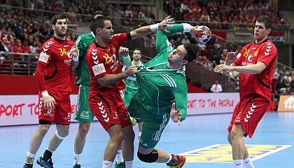 Венгрия 32:27 Черногория \ Copyright Piotr Matusewicz