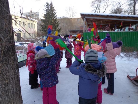 Уральские провайдеры организовали новогодние утренники в детсадах Екатеринбурга