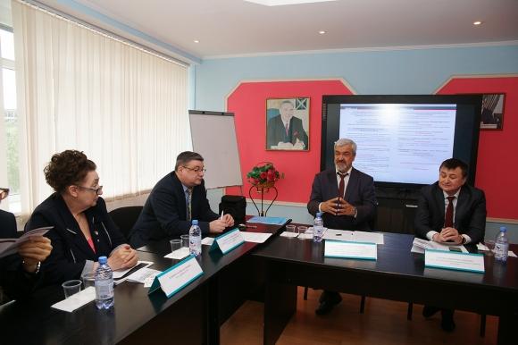 Россия и Казахстан развивают образовательное и культурное пространство