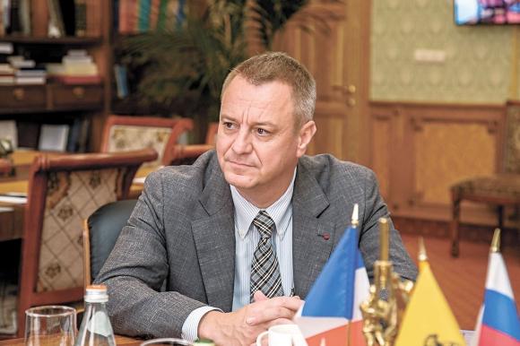 Французский бизнес верит в будущее России