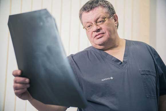 В новой клинике «Канон» вылечат ваши старые травмы