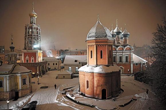 Как Киевская Русь стала Московской