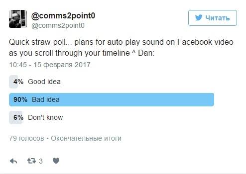 Новая функция в фейсбук заставила волноваться пользователей