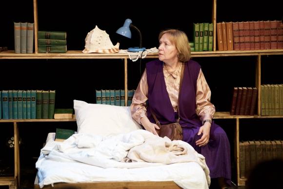 Лиса Алиса в«Школе актуальной для нашего времени пьесы»