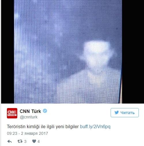 Фото стамбульского террориста