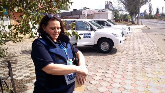 ОБСЕ признались в проведении разведки в Донбассе? (ФОТО)