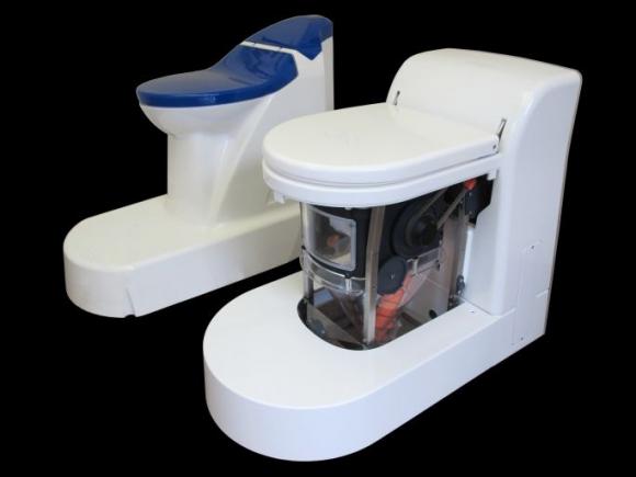 Билл Гейтс создал биотуалет за $200 млн