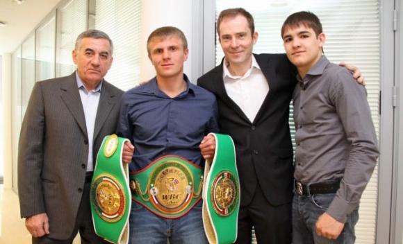 Алексей Васильев простился с Челябинском