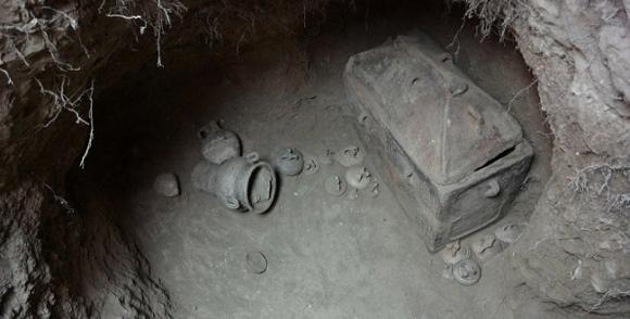Минойская гробница