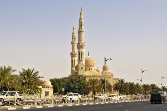 Живут же люди! Нестерпимый блеск Арабских Эмиратов