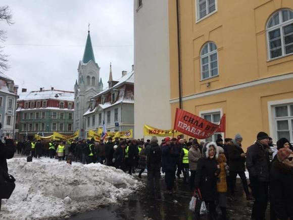 Латвия: без знаний школа – фабрика рабов!