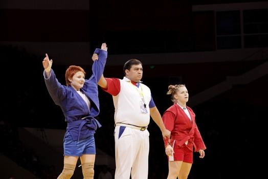 Анна Харитонова: «Даже самый слабый противник может дать очень сильный бой»