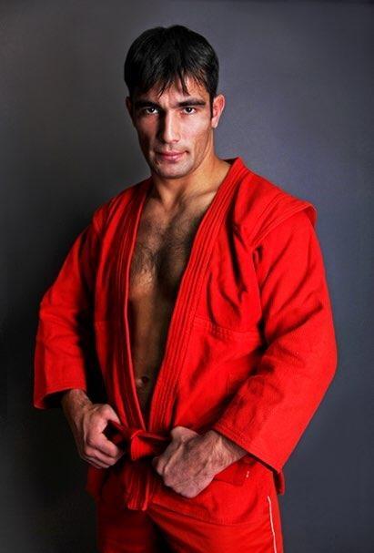 7-кратный чемпион мира по самбо Раис Рахматуллин: «Я тренировался на свой страх и риск»