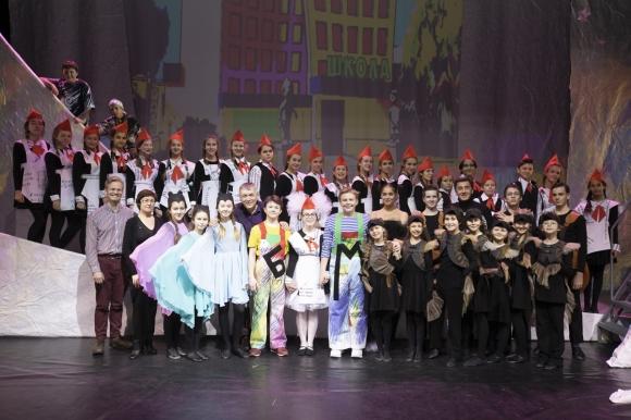 Баранкин запел в «Новой-опере» и стал Человеком!