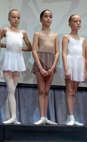 Три грации - Арина, Маша и Милана