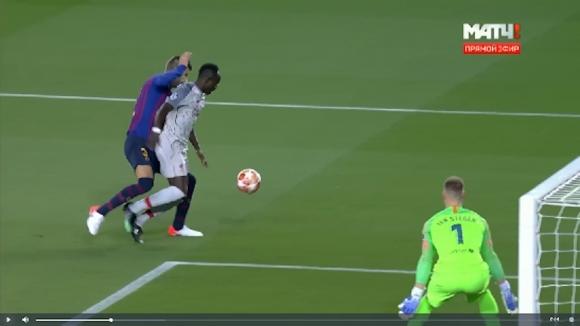 Судья Хусаинов: В матче «Барселона» - «Ливерпуль» арбитр просто не решился дать пенальти!