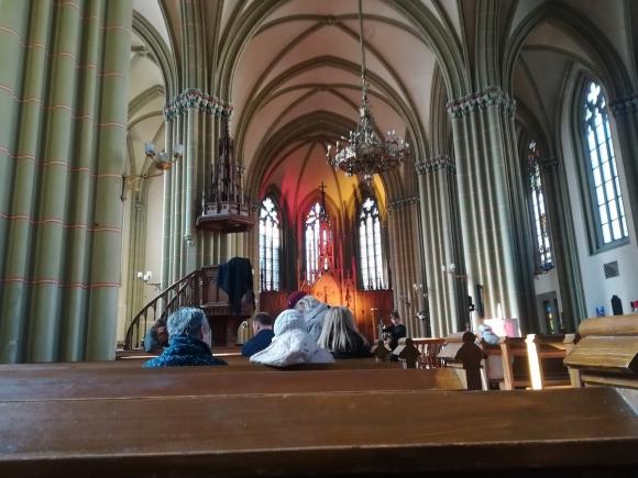 Латвия: Пасха у западных христиан