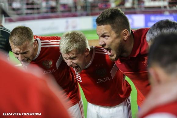 На своей площадке мы обыграем хоть профессионалов «Зенита», хоть «Спартака»!